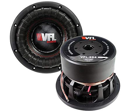 American Bass 8 Competition Woofer