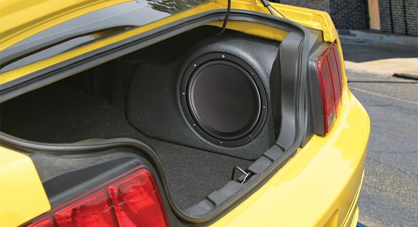 How To Break In A Car Subwoofer