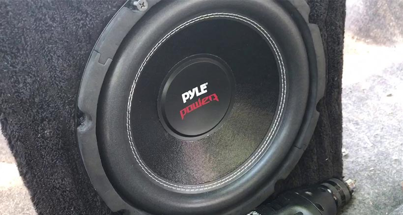 Car Amp Turns On But No Sound From Subs