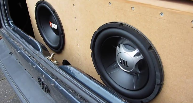 How To Fix A Blown Car Speaker